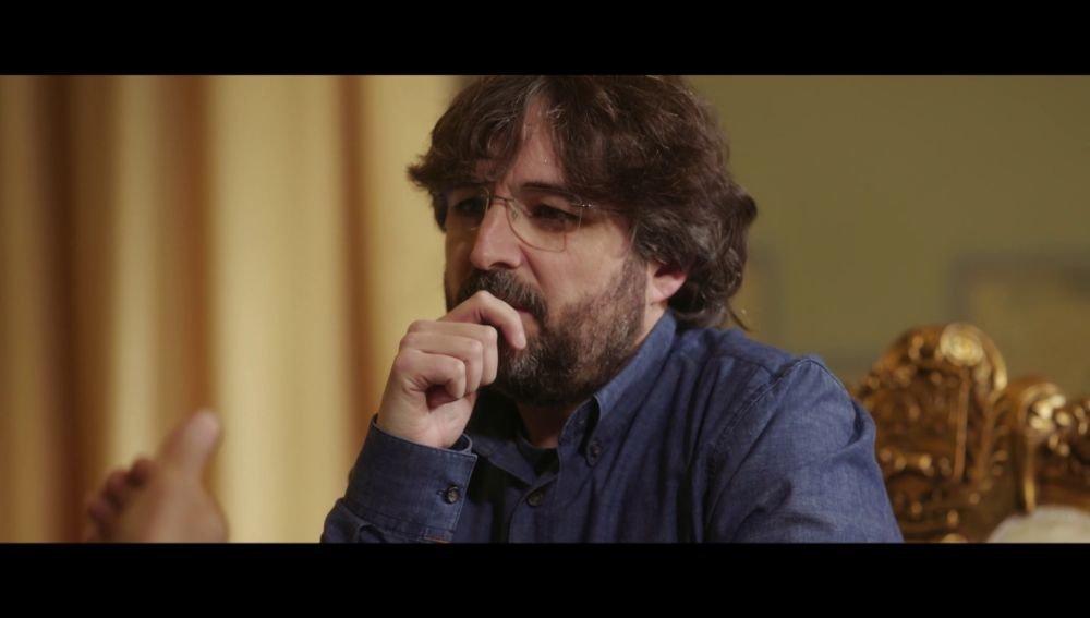 Jordi Évole confiesa un gran miedo en su entrevista con el Papa en