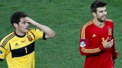 El vacile entre Gerard Pique e Iker Casillas por sus