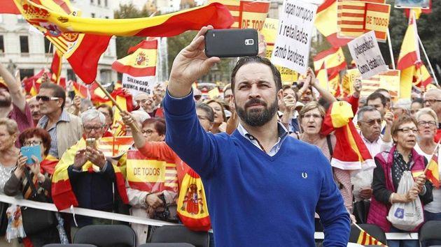 Expulsan al presidente de Vox León tras desvelarse su conexión con la Fundación