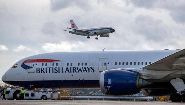 Plane Bound For Dusseldorf Lands In Edinburgh By