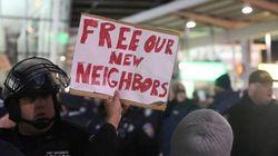 Trump assinou decreto contra imigrantes. E uma onda de protestos se espalhou pelos