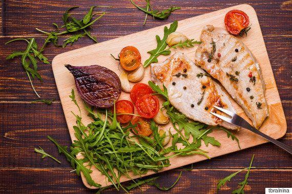 Você não precisa de uma dieta perfeita se consome alimentos