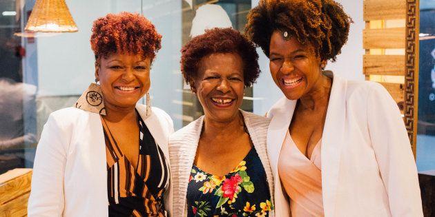Shirley, Sandra e Sheila são as entrevistadas da 297ª história