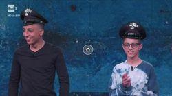 Adam et Ramy, les deux petits héros de la prise d'otage à Milan veulent devenir