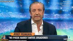 El corte de Sergio Ramos a un tertuliano de 'El Chiringuito' que se burló del
