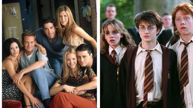 La fusión de 'Friends' y 'Harry Potter' que ha conquistado las