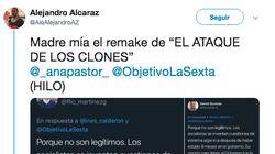 Un tuitero desmonta varios 'bots' a favor de Pablo Casado durante 'El