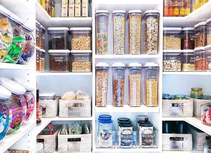 10 Problem Solving S To Organize Your Pantry