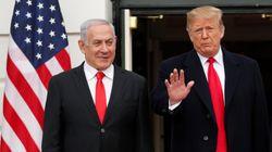 Trump firma el decreto que reconoce la soberanía israelí en los Altos del
