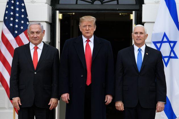 Officiel: Trump reconnaît la souveraineté d'Israël sur le plateau du