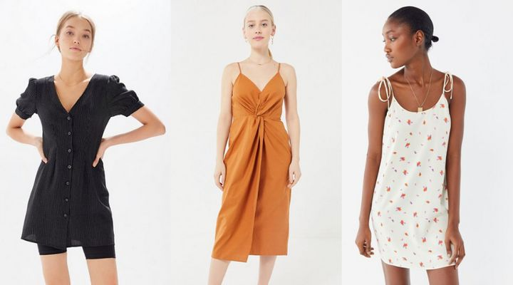 15f3700e7040 Warm-Weather Dresses Are Half Off At Urban Outfitters Today ...