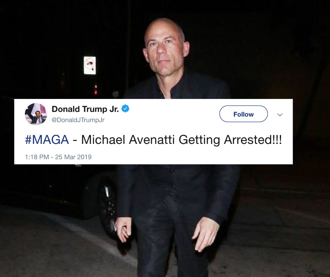 Jokes About Michael Avenatti Abound After Extortion And Fraud Charges