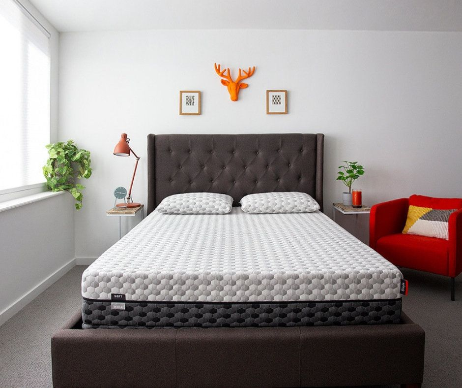 The Best Mattress For A Bad Back, According To Sleep Experts