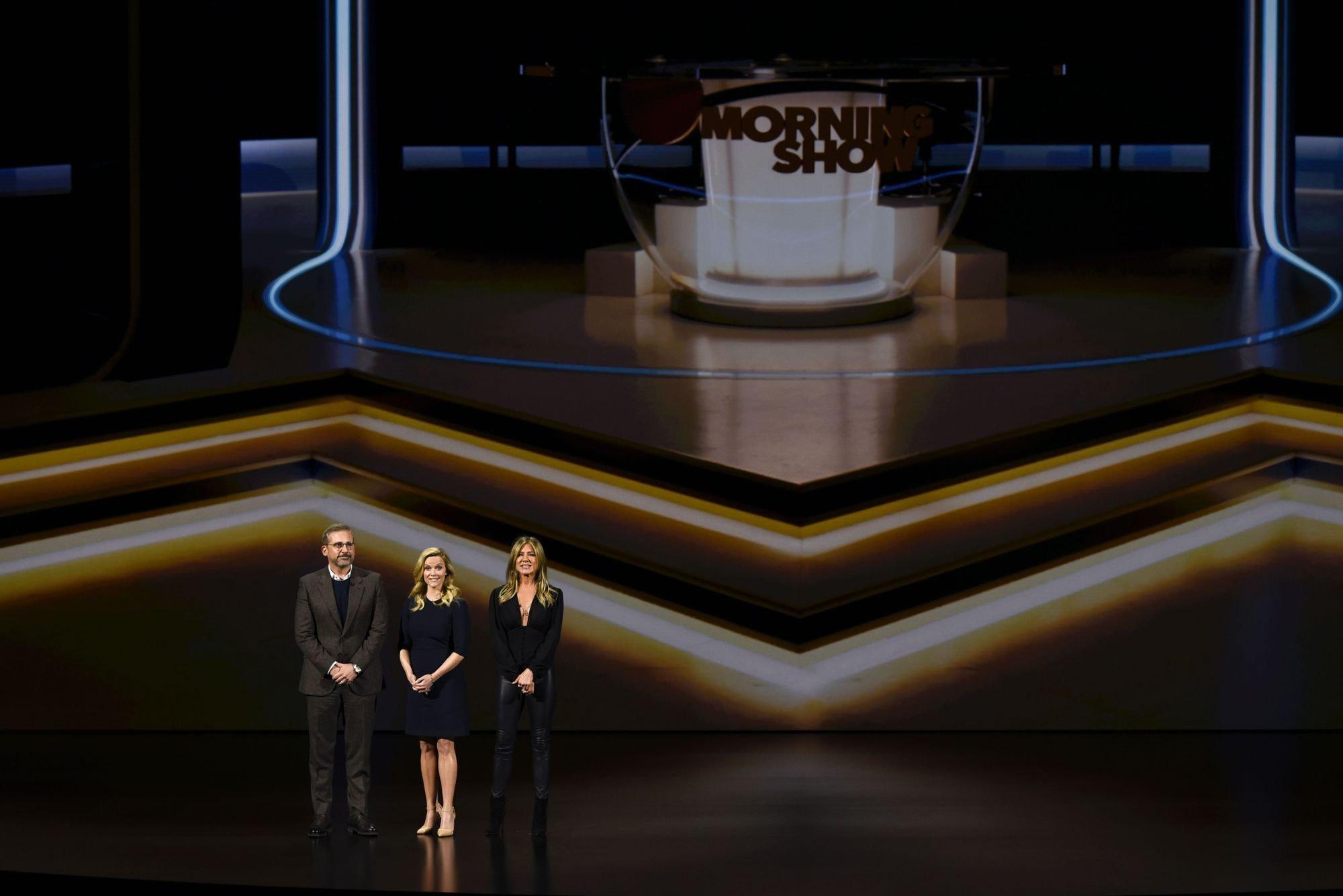 Apple anuncia su servicio de contenidos originales con series de Steven Spielberg, Reese Witherspoon...