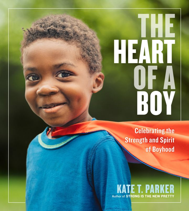 "Cover of ""The Heart of a Boy."""