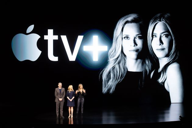 Apple TV+ was announced at a special Apple Event on