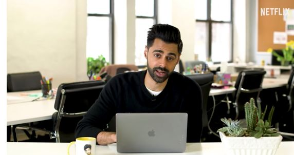 Hasan Minhaj Reveals How His Parents Found Out He Was Doing Stand-Up Comedy