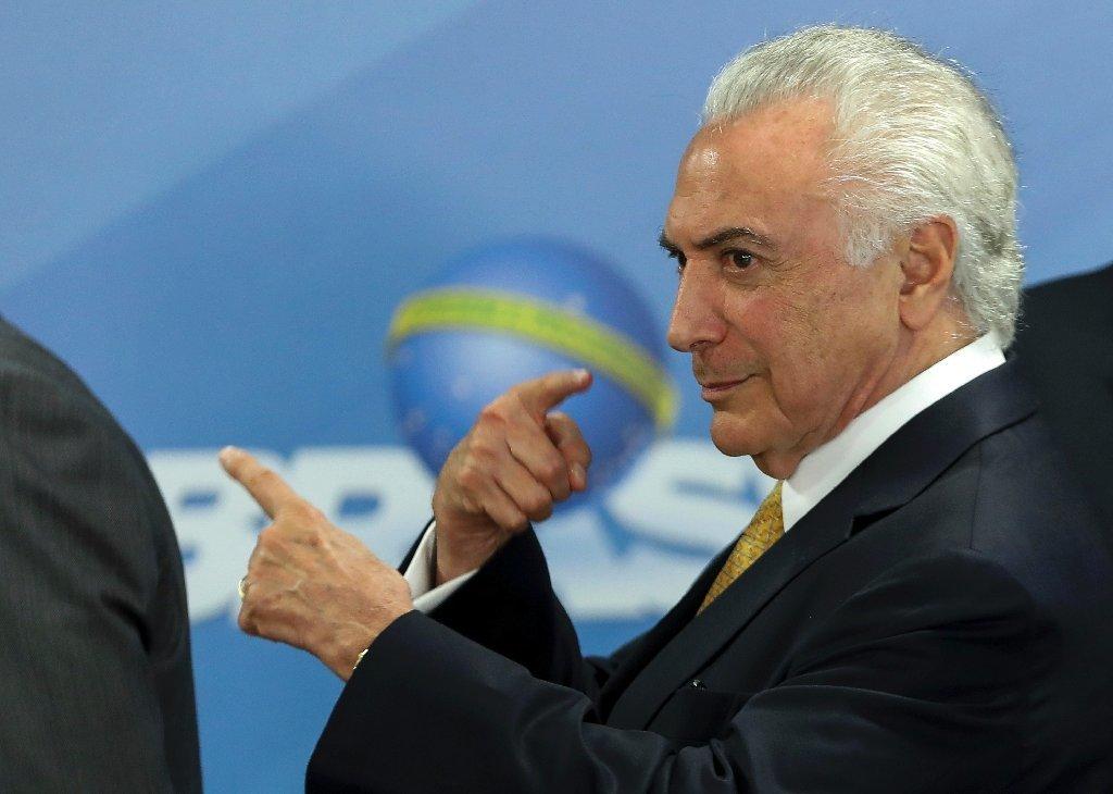 La Justicia de Brasil ordena la liberación del expresidente Michel