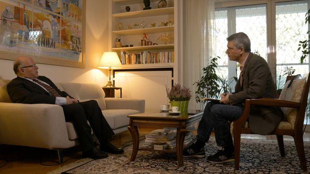 Uzi Arad: Η συνεργασία Ισραήλ, Ελλάδας, Κύπρου, ΗΠΑ - Κοιτάσματα και δύστροποι