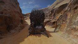 'Game of Thrones': Trono de Ferro é encontrado em praia do