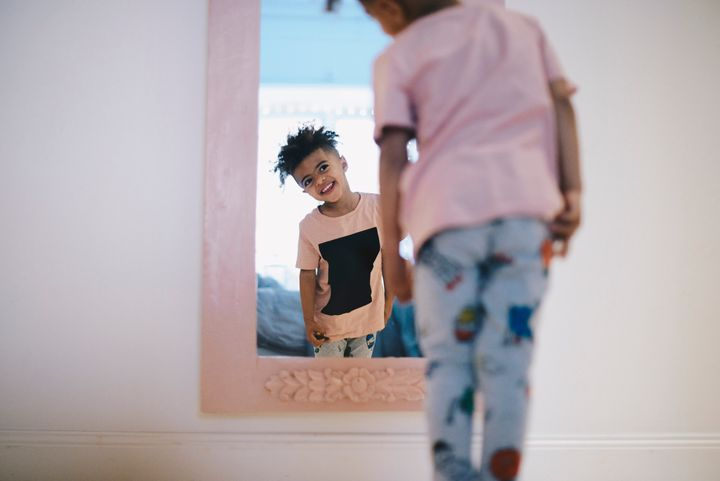 """""""Parents influence how their children come to think about their bodies in a number of ways,"""" said Amy Slater, a professor at the University of the West of England, Bristol, who focuses on body image issues."""