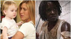 Talvez você não saiba, mas a filha de Rachel em 'Friends' está no filme