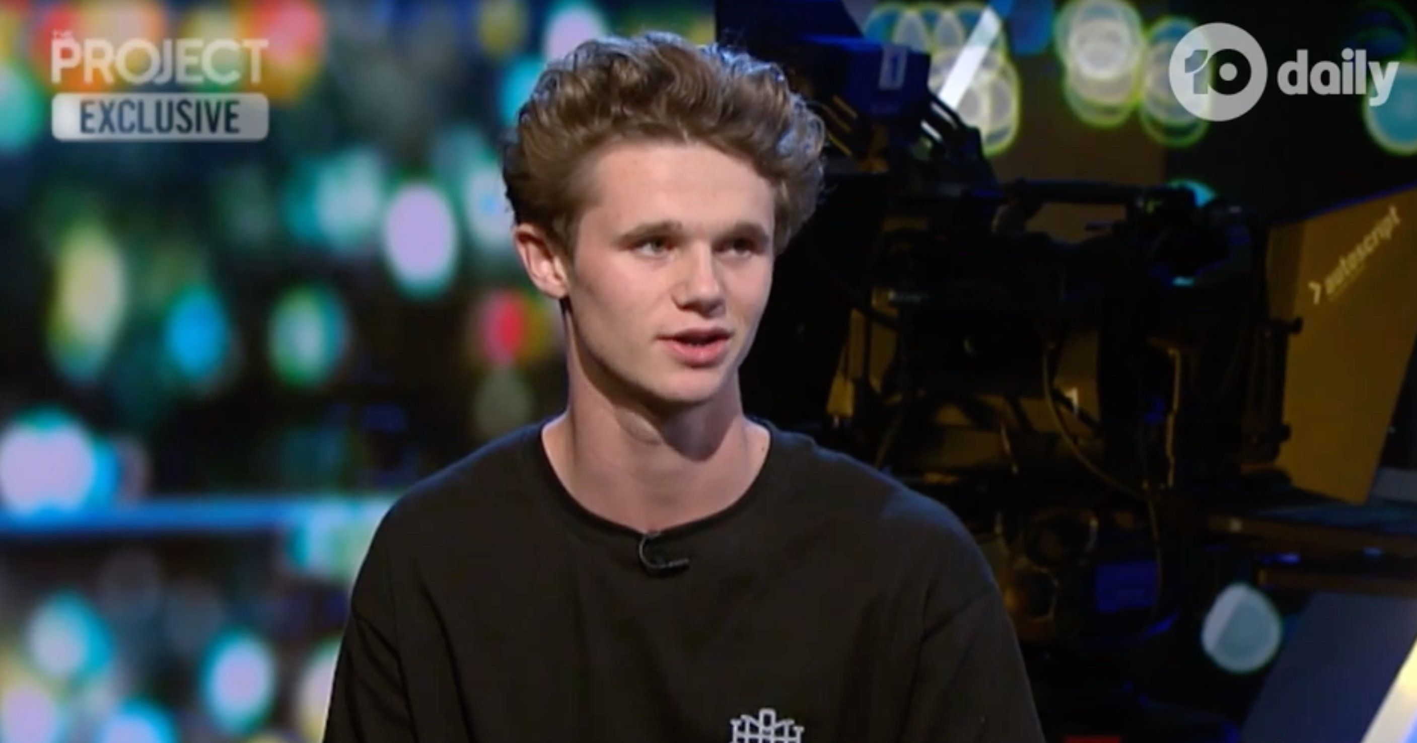 Teen Who Egged Australian Senator Breaks Silence: 'This Egg Has United People'