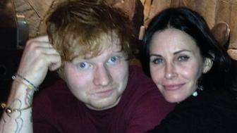 Ed Sheeran/Instagram