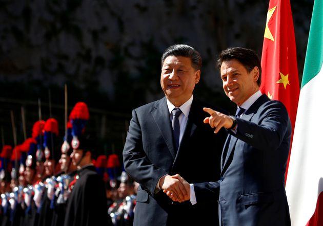 Ιταλία – Κίνα: Tα μηνύματα της συμφωνίας για το «Δρόμο του