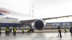 Αεροσκάφος της British Airways πέταξε σε λάθος