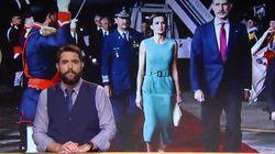 Dani Mateo desvela quién lo pasó peor durante la hora que Felipe y Letizia esperaron en un avión en