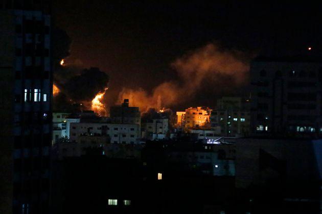 Γάζα: Οι εχθροπραξίες με το Ισραήλ συνεχίστηκαν παρά την ανακοίνωση για κατάπαυση
