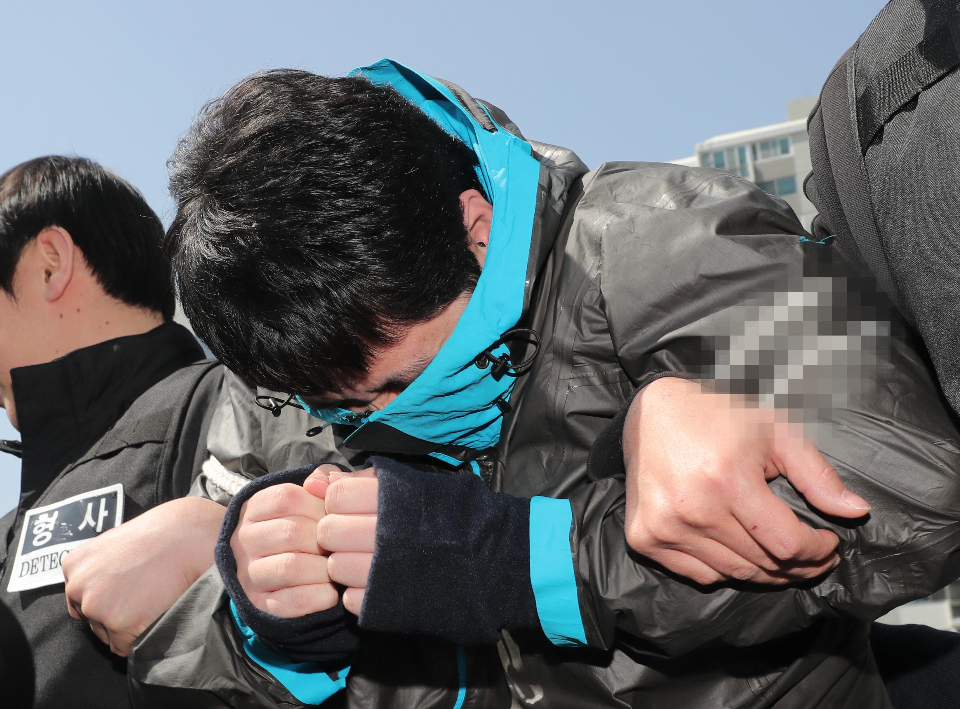김다운이 이희진의 부모를 상대로 범죄를 저지른 이유가