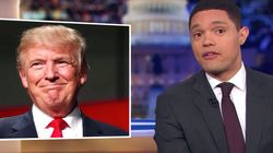 Trevor Noah Finally Figures Out Why Trump Kept Repeating 'No