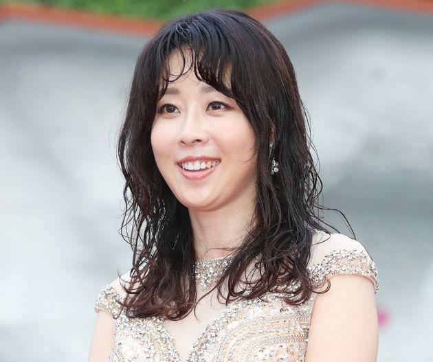 '성추행 폭로 예고' 이매리가 기자회견을