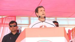 Minimum Income Scheme A 'Dhamaka': Rahul Gandhi At Suratgarh