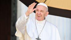 La 'cobra' del Papa Francisco: el vídeo en un besamanos que ha provocado muchas