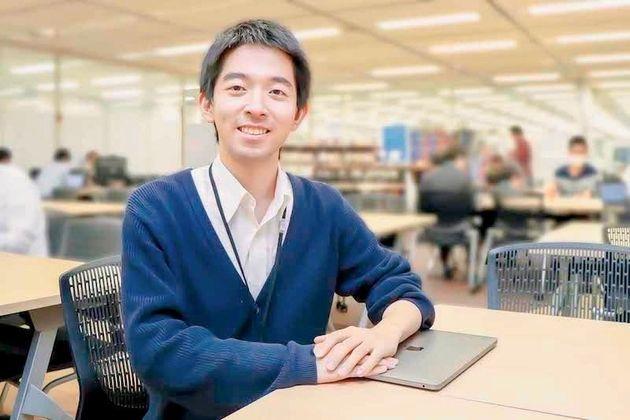 佐藤は、入社2年目(2019年3月現在)でありながらスクラムマスターを務めている