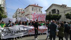 Les étudiants marchent un 5e mardi consécutif à Alger contre