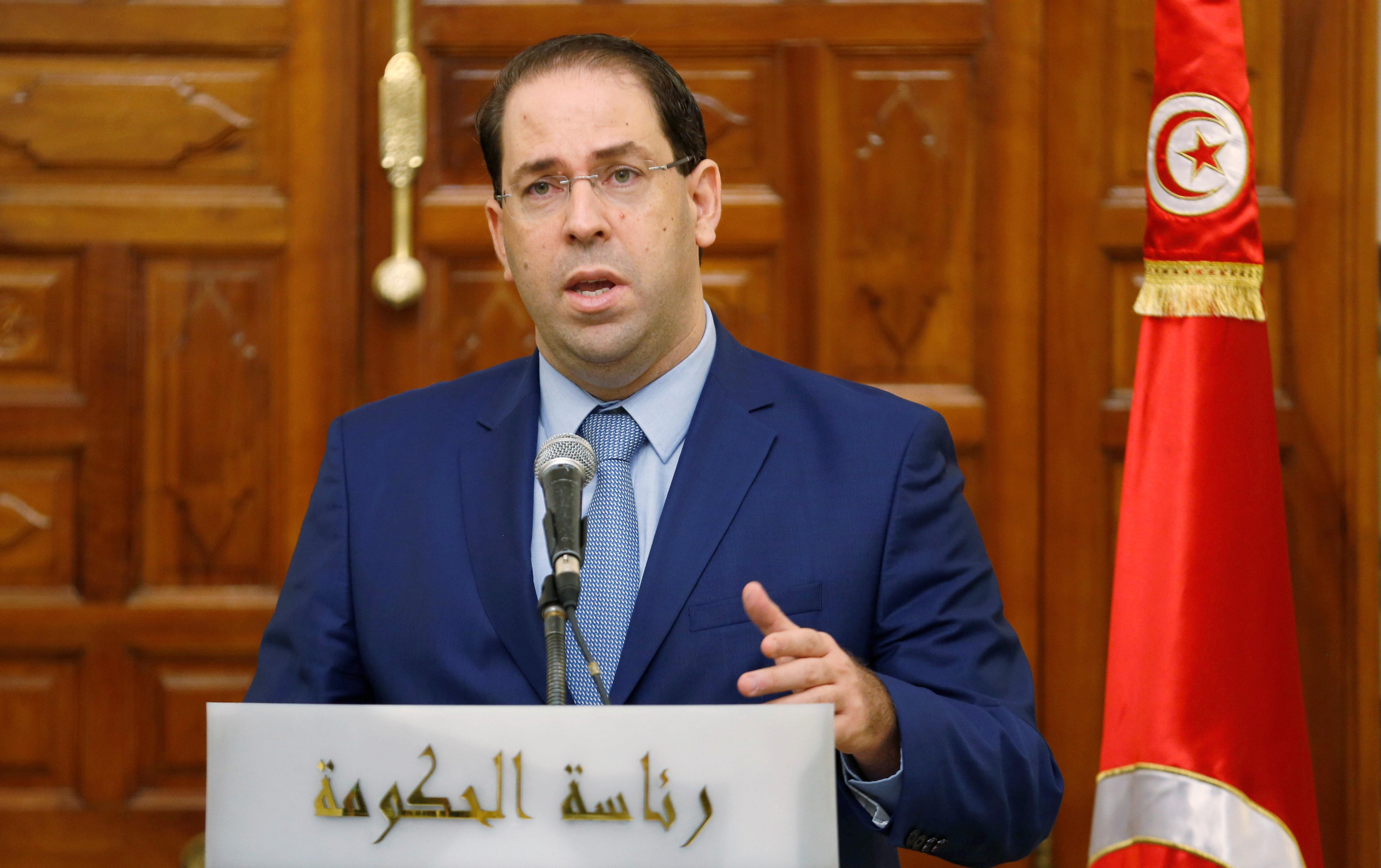 Youssef Chahed pourrait obtenir le soutien d'Ennahdha à la présidentielle selon Rached