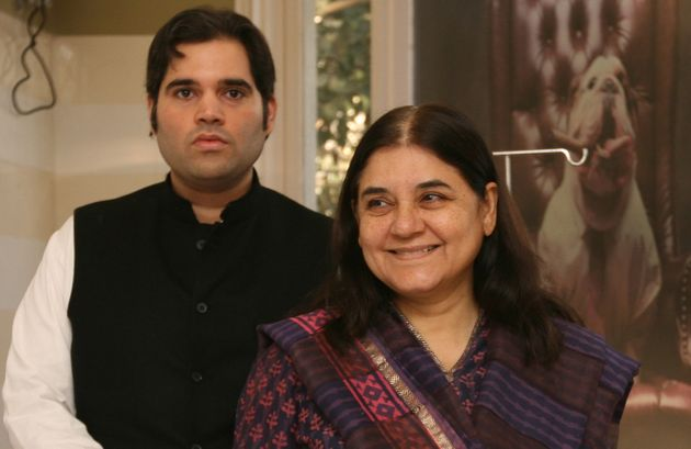 BJP's List For UP: Varun Gandhi To Contest From Pilibhit, Maneka Gandhi From
