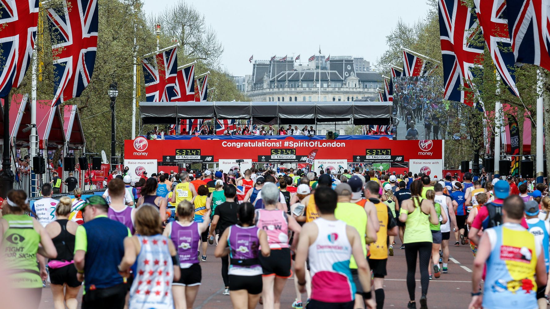 Marathon Training Plan: What You Need To Do A Month, Fortnight, Week And Day Before The Race