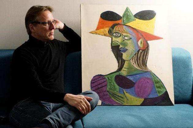 Ο «Ιντιάνα Τζόουνς των έργων τέχνης» εντόπισε έναν κλεμμένο πίνακα του
