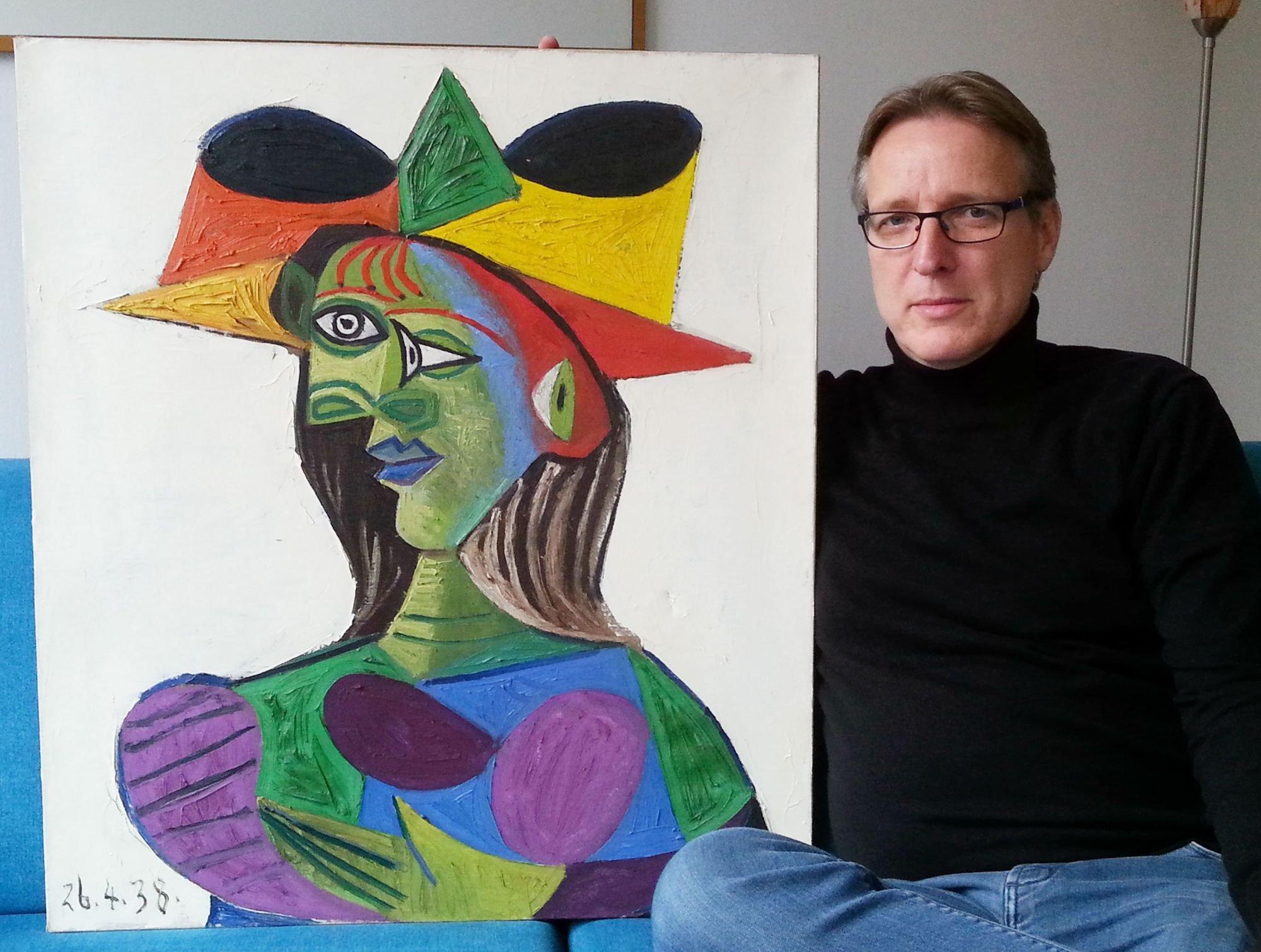 Encuentran en Àmsterdam un cuadro de Picasso robado hace 20