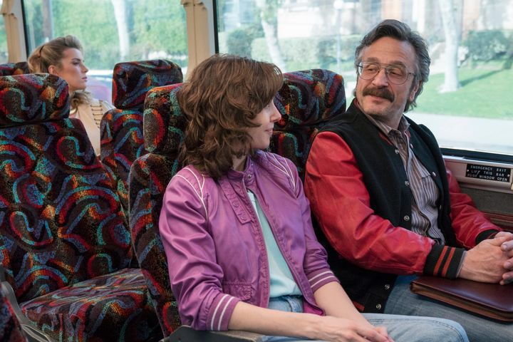 "Alison Brie and Marc Maron in ""GLOW"" on Netflix."