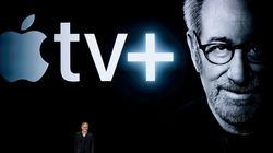 Apple TV+, le concurrent de Netflix avec Spielberg et J.J.