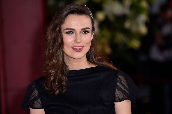 Keira Knightley and her husband, James Righton, have a daughter named Edie.