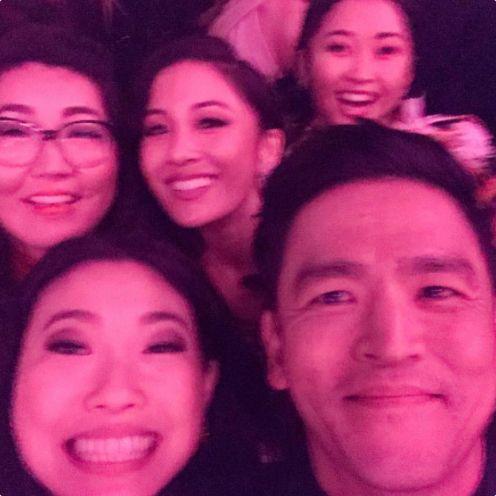 Awkwafina, Constance Wu, John Cho, Others Share Selfie Of 'Communal Asian Glow'