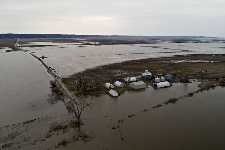 Democrats Point To Midwest Flood Victims To Counter GOP's Green New Deal Attacks