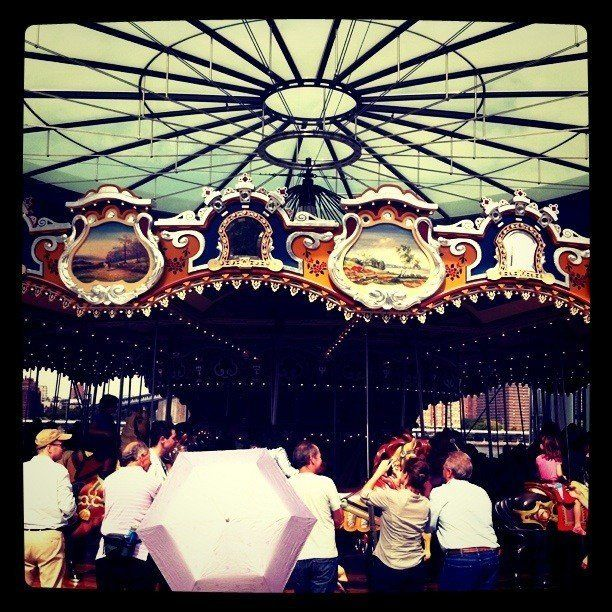 Jane's Carousel, An Old Ride, Gets New Life By The Brooklyn